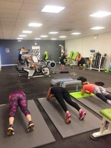 New Years Resolution gym Chelmsford